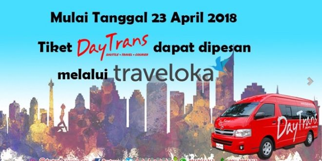 Jadwal Lengkap DayTrans Binus Jakarta Barat – Dipati Ukur Bandung