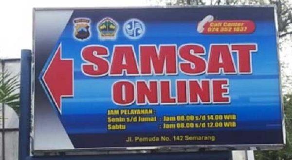 Samsat Keliling Semarang Ini Lokasi dan Jadwal serta Liburnya