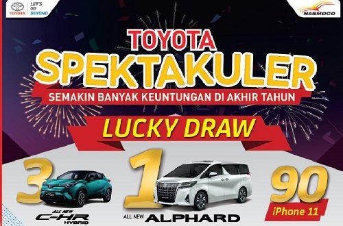 Mau Toyota AlPhard atau All New C-HR Hybrid Toyota?