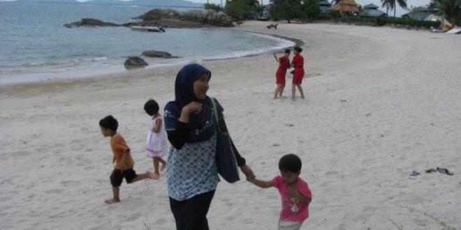 Indahnya Hotel Parai Beach Bangka Belitung