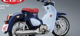Spesifikasi dan Harga Honda Super Cub C125