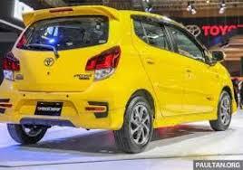 Toyota Agya DP 5 Jutaan atau Calya Rp 10 Jutaan