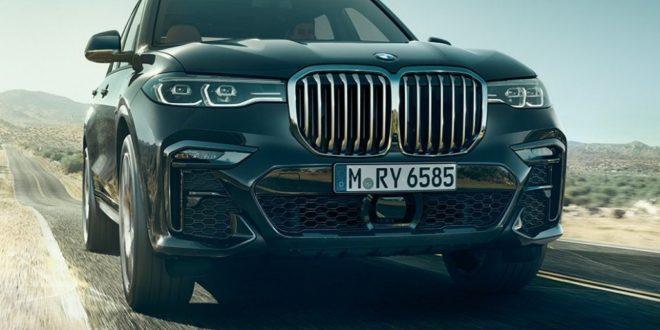 BMW Luncurkan Mobil Mewah, BMW X7 dengan Harga 2,4 M