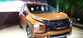 Xpander Cross Dibanderol Rp 267,7 juta sampai Rp 286,7 Juta