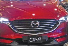 All New Mazda CX8 Diluncurkan di Jawa Tengah, Ini Harganya