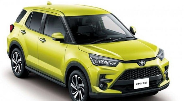 Harga Lengkap Toyota Raize Kembaran Daihatsu Rocky Mulai Rp 217 Jutaan