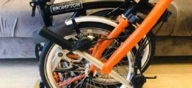 Sejarah Sepeda Lipat Asal Inggris Brompton