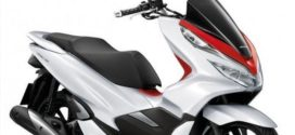 Tampilan Elegan Honda PCX 150 Generasi 2020