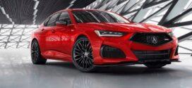 All New Acura TLX 2021, Mobil Canggih Tekan Risiko Cedera Otak, Kini Mulai Dpasarkan